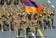 Armenia National Army Day