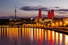 Azerbaijan Independence Day