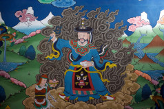 Death Anniversary of Zhabdrung