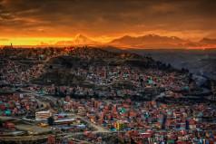 La Paz day