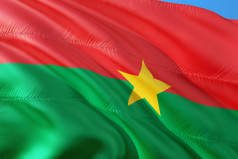 Burkina Faso Revolution Day