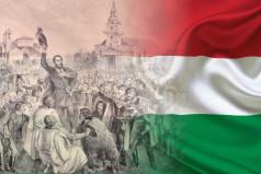 Hungary Revolution Day