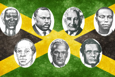 Jamaica National Heroes' Day