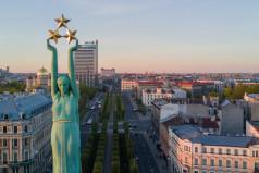 Latvian National day