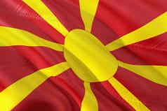 North Macedonia Revolution Day