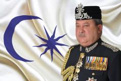 Birthday of the Sultan of Johor