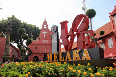 Declaration of Malacca as a Historical City