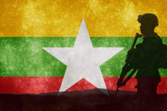Myanmar Armed Forces Day