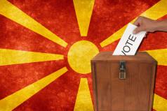 North Macedonia Election Day