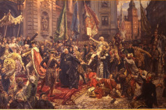 Poland Constitution Day