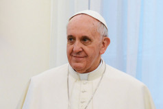 Public Holiday for visit of Pope Francis