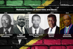 Saint Kitts and Nevis National Heroes Day