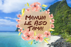 Samoan Father's Day