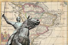 Simón Bolivar's Birthday