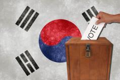 South Korea Election Day