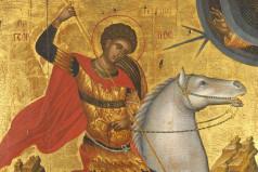 Saint George's Day in Georgia