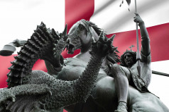 St. George's Day in England