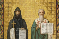 Orthodox St Cyril and Methodius Day