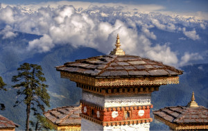 In the Bhutanese calendar, this is the first day of Winter and the shortest day of the year.