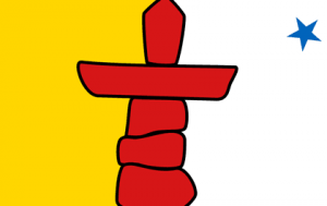 Nunavut. Marks the passing of the Nunavut Act in 1993, which paved the way for the creation of the territory of Nunavut in 1999