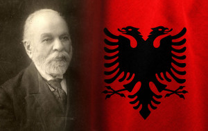 The day the Declaration of Independence was adopted by Ismail Qemali in 1912