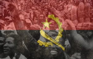 Marks Angola's independence from Portugal in 1975