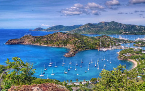 Commemorates Antigua and Barbuda's independence from the UK on November 1st 1981