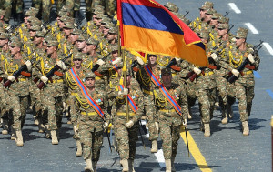 Marks the foundation of the Armenian Army formation on January 28th 1992