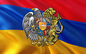 The First Republic of Armenia was established in 1918 after the collapse of the Russian Empire