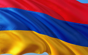 Armenia was the first non-Baltic republic to secede from the Soviet Union, on this day in 1991