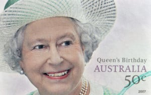 The Queens Birthday holiday is a moveable feast celebrating the birthday of Queen Elizabeth II