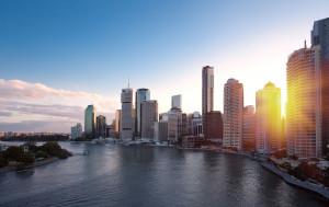 90% of Australians live on the coast.