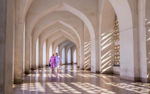 Jumatul Bidah translates as 'Friday of farewell' and marks the last Friday prayers in the holy month of Ramadan