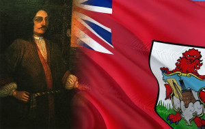 Admiral Sir George Somers was the founder of the English colony of Bermuda, which were also known as the Somers Isles