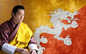 A public coronation ceremony for His Majesty Jigme Khesar Namgyel Wangchuck was held on 1 November 2008