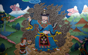 Honours a 17th century Tibetan Buddhist lama who first united Bhutan as a nation-state.