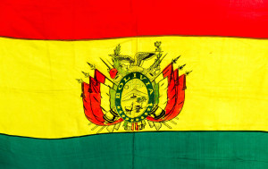 This is Bolivia's National day. It commemorates independence from Spain in 1825