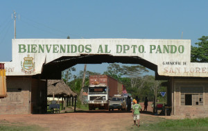 Pando regional holiday celebrated on 11 October
