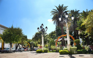 The city of Tarija commemorates the Batalla de la Tablada which was fought on April 15th 1817.