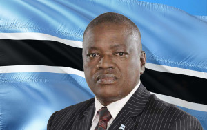 The current president of Botswana is Mokgweetsi Masisi. He has been president since April 2018