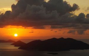 Christopher Columbus named the Virgin Islands after St. Ursula after sailing past in 1493