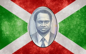Marks the assassination of a Burundian intellectual and politician in 1993