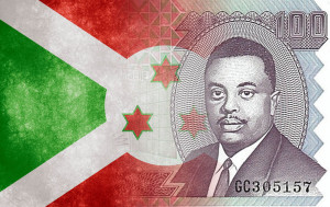 Marks the assassination in 1961 of a Burundi nationalist and prime minister