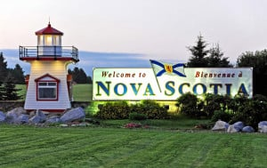 The third Monday in February is a holiday in Nova Scotia to celebrate the heritage of the province