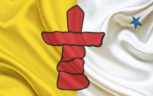 Marks the passing of the Nunavut Act in 1993, which paved the way for the creation of the territory of Nunavut in 1999