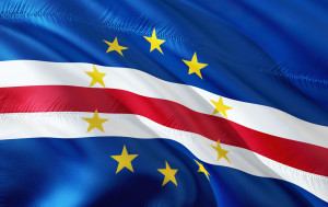 Marks Cape Verde's independence from Portugal on July 5th 1975
