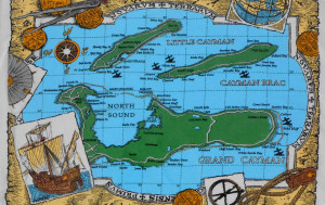 Commemorates the discovery of the Sister Islands of Cayman Brac and Little Cayman by Christopher Columbus in 1503