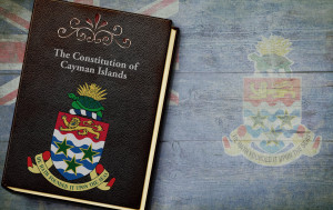 Honours the first written constitution for the islands, which came into effect on July 4th 1959