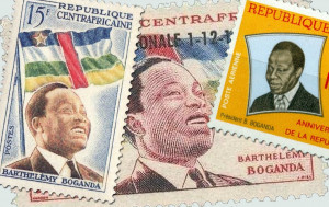 Marks the death of the first Prime Minister of the Central African Republic autonomous territory in 1959