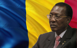 Celebrates President Idriss Déby taking power on December 1st 1990.
